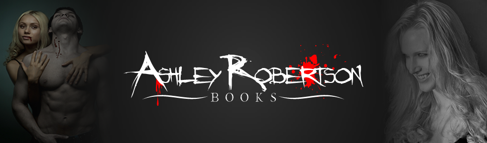 Ashley Robertson Books | Paranormal Romance Author